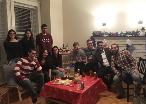 Howarth Majewski Holiday Party